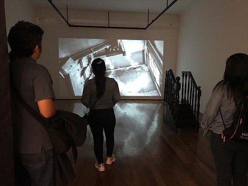 Una de nuestras exposiciones: Depósito de sombras