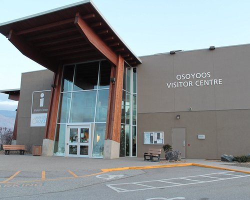 Visit the Osoyoos Visitor Centre on your next trip to Osoyoos or visit destinationosoyoos.com for visitor information.