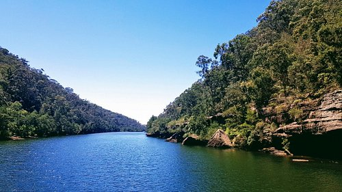 A nice sunny day on the Nepean River