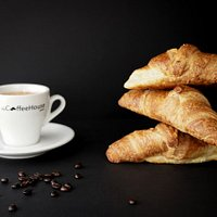Perfect pastry to accompany your coffee.