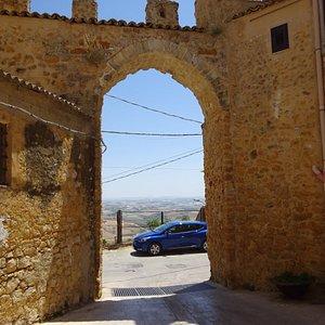 Porta d'Oro (Porta Vecchia) - Naro, Sicily