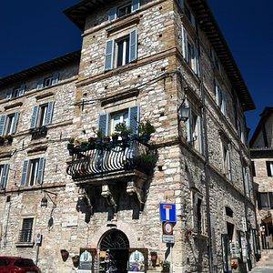 I Profumi di Assisi located in Palazzo Miciotti