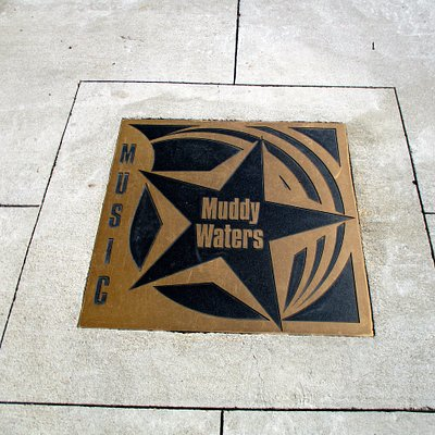 Muddy Waters star on Mississippi Walk of Fame