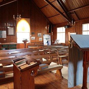 St. Mary's Church, Northumberland