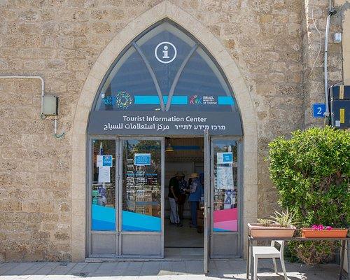 Our Visitor's Center during Eurovision Tel Aviv 2019