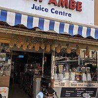 Jay Ambe Juice Centre