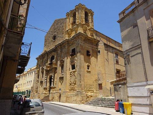 Chiesa del Santissimo Salvatore - Naro, Sicily