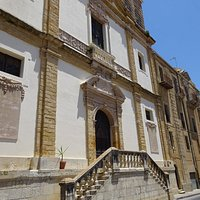 Chiesa di Maria Santissima Annunziata (Chiesa Madre) - Naro, Sicily