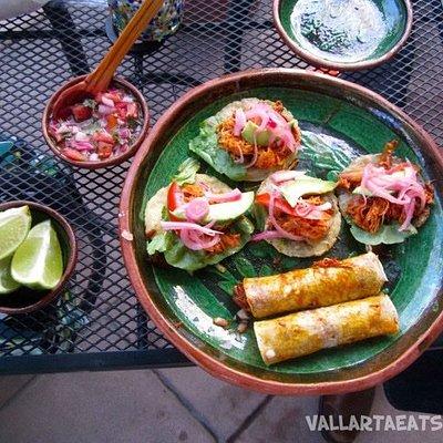 Yucatan-inspired deliciousness.