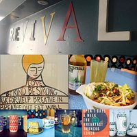 Revival, an inclusive friendly space with yummy food