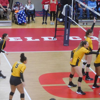 A-10 Conference Volleyball Tournament
