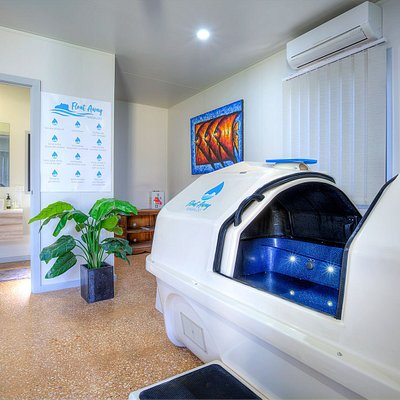 Airconditioned comfort - float all year round