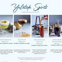 YULETIDE SPIRITS