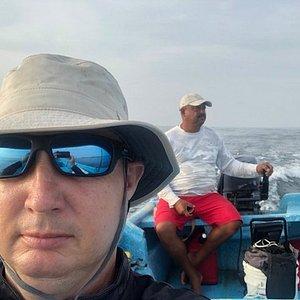 Captain Negro, Pedasi Panama