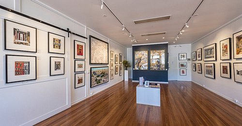 The SHAC gallery