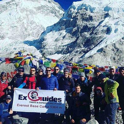 Everest Base Camp 2019