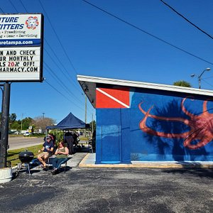Adventure Outfitters dive center Tampa Florida