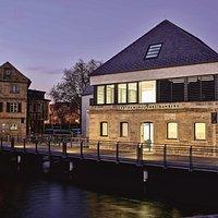 """Mit dem neuen Welterbe-Besucherzentrum gibt es im Herzen der Altstadt von Bamberg erstmals einen Ort, der den außergewöhnlichen universellen Wert Bambergs vermittelt und als """"Lesehilfe"""" für das Welterbe dient."""