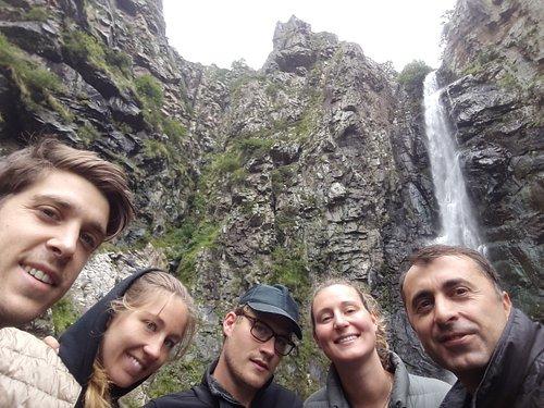 German tourists visiting Georgia