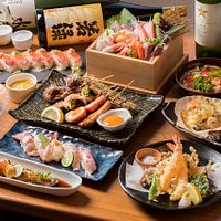 GOEN自慢のお料理でお客様をお迎えいたします。There are various menu!