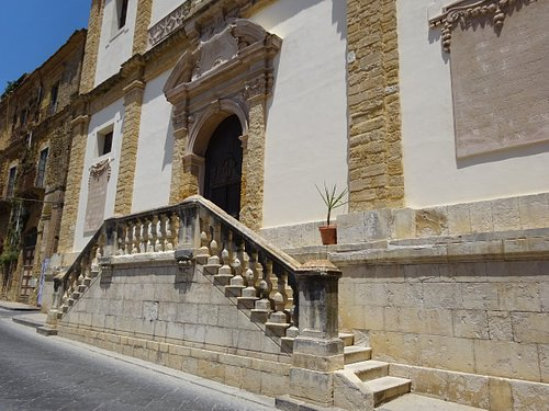 Chiesa Madre (Maria Santissima Annunziata) - Naro, Sicily