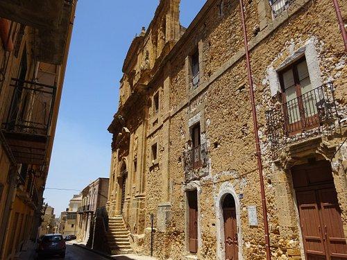 Chiesa di San Nicolò di Bari - Naro, Sicily
