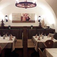 Cena tra amici a Ortisei !!