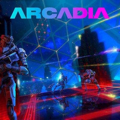 Виртуальный шутер Spheroom. Флагманская игра студии  Arcadia.