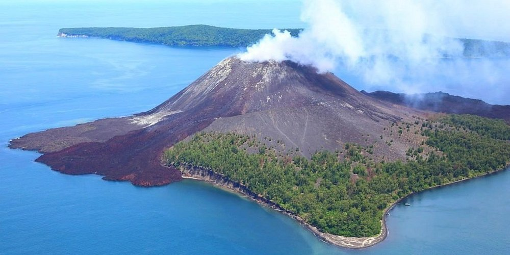 Krakatoa Tour Indonesia