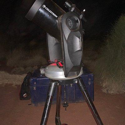 serious portable telescope