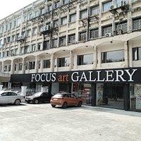 Focus Art Gallery Front View