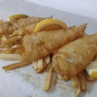Famous for our Fish 'n Chips, come and try some..