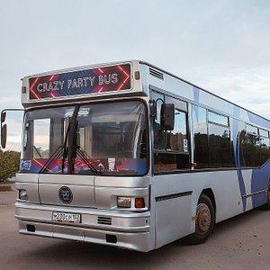 Crazy Party Bus Нижний Новгород