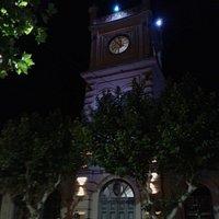 Municipalidad de San Pedro: Edificio Municipal de San Pedro- Pcia. Bs.As. 2019.