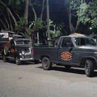 Plazoleta Fray Cayetano Rodrìguez: Food Trucks- Ciudad de San Pedro- Pcia. Bs.As. 2019.