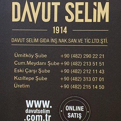 Davut Selim kuruyemiş mardin