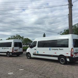 Vans Company Tours Mirante da Ponte Hercílio Luz Centro Florianópolis