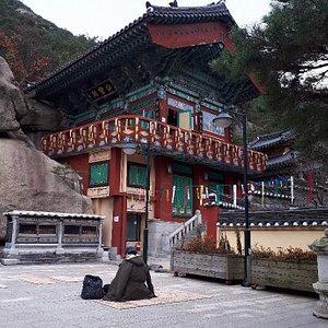 Seung-Gasa Temple