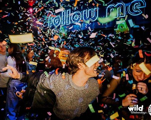 #WildWednesdays   Every Wednesday at Ku Club & Bar!
