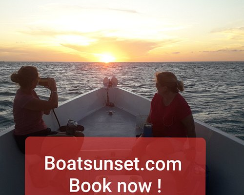 Book at  website your own private boat best deal on the island!