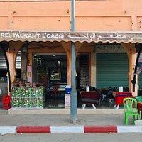 Restaurant Oasis