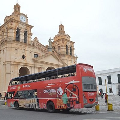 City Tour, Hop on Hop off 24hs en mas de 6 idiomas