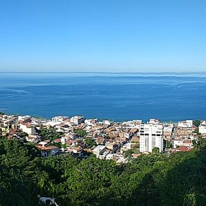 panoramic view of the bay