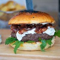 Blue Cheese Burger