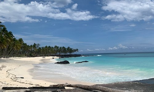 Comoros Island  Is picture perfect place but the country is very expensive very friendly people but everybody name is give me 20 euro or better food is very limited and very expensive fish 7 euro per kg housing is expensive mostly they have electric shortage limited fruits not tasty not many restaurants mostly traveler find Comoros more expensive then  seychelles island if you want to live like Robinson Crusoe perfect place good for snorkeling and hiking friendly but a lots of mosquitoes