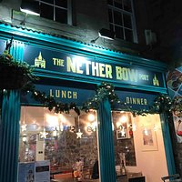 The Nether Bow Cafe Bistro