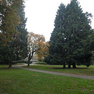 Stadspark i Maastricht