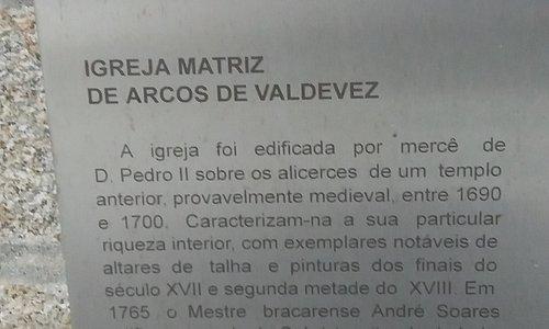 Igreja Matriz de Arcos de Valdevez
