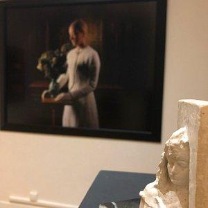 Exposition Aguste Rodin & Delphine Balley (décembre 2019)