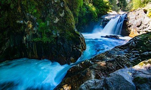 Excursiones  Pewma  Rio Caunahue